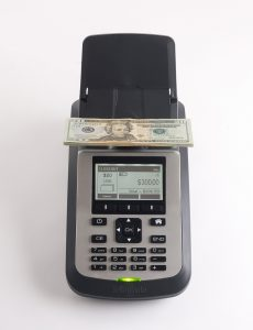 count-by-weight cash counter