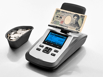 FamilyMart Japan Implement Tellermate T-ix Cash Counters